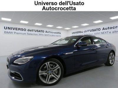 used BMW 640 d xDrive Gran Coupé Luxury Auto EURO 6