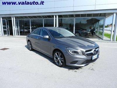 begagnad Mercedes CLA200 cdi automatic sport cv136, no garanzia