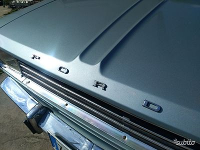 brugt Ford Taunus 15m 1968