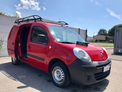 gebraucht Renault Kangoo 1.6 gpl gas bagagliera unicoproprietario