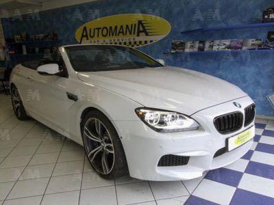 usata BMW M6 Cabriolet Performance Carboceramica – Iva Esposta