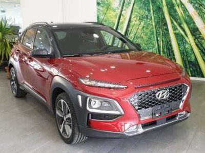 usata Hyundai Kona Style premium pack