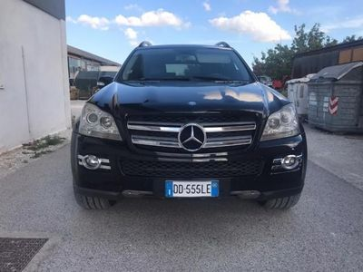 usata Mercedes GL420 CDI cat Chrome 7