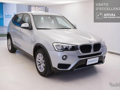 second-hand BMW X3 Business Advantage sDrive auto 150cv