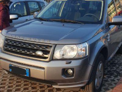 used Land Rover Freelander 2
