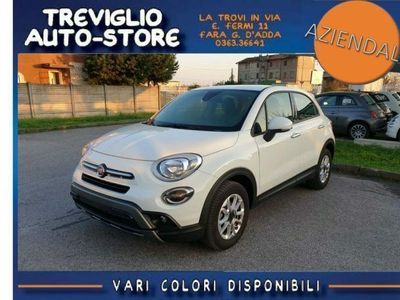 usata Fiat 500X 1.3 Mjt 95CV City Cross CAR PLAY