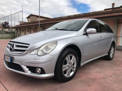 used Mercedes R320 CDI cat 4Matic Chrome