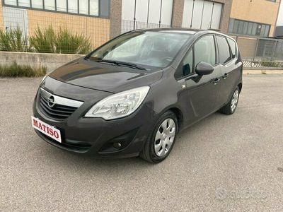 usata Opel Meriva 1.4 turbo benzina/Gpl