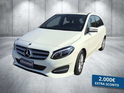 usata Mercedes B180 CLASSE Bd (cdi) Business