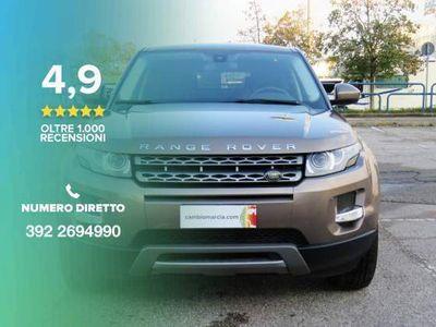 usado Land Rover Range Rover evoque 2.2 TD4 5p. Prestige