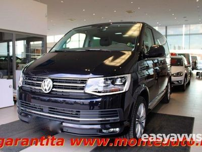 gebraucht VW Multivan 2.0 TDI 204CV DSG 4Motion Highline LED/NAVI