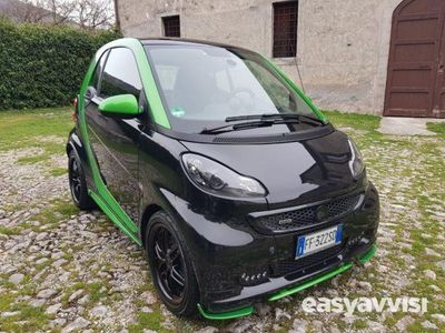 usata Smart ForTwo Electric Drive brabus driver elettrica