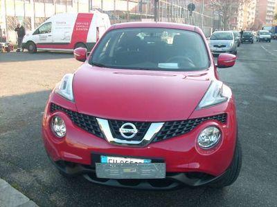 usata Nissan Juke 1.6 GPL Eco Visia