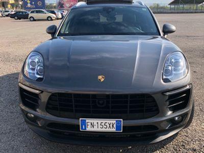 usado Porsche Macan S Disel