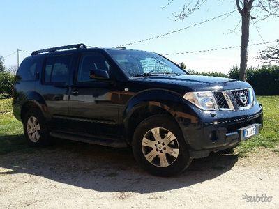 usado Nissan Pathfinder full full optional