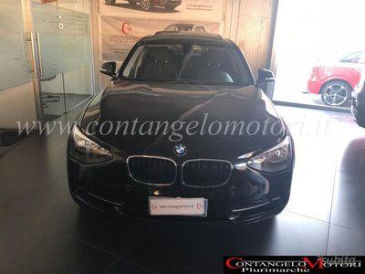 gebraucht BMW 120 d 5pt Sport Unico proprietario