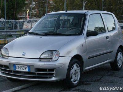 usata Fiat Seicento 1.1i active 2005 neopatentati clima servosterzo benzina