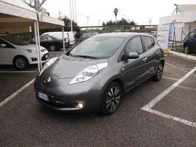 usata Nissan Leaf LeafElettrico Sincrono Trifase Tekna 30KWh Flex