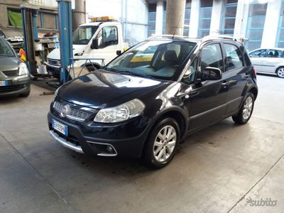 usata Fiat Sedici 1.6 4X4 EMOTION CON SOLO 60 MILA KM