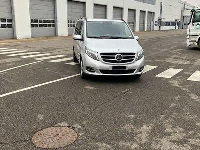 używany Mercedes V250 d Automatic Premium Long