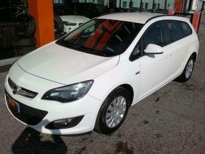 usata Opel Astra Station Wagon 1.7 CDTI 110CV Sp.Tourer Elective