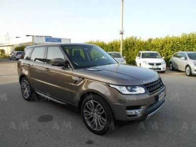 used Land Rover Range Rover Sport 3.0 TDV6 HSE Dynami