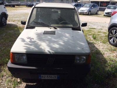 used Fiat Panda 4x4 1100 i.e. cat Van