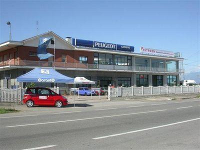 usata Fiat 500 1.3 Multijet 16V 75 CV Lounge del 2008 usata a Carignano