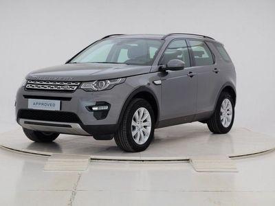 gebraucht Land Rover Discovery Sport 2.0 TD4 150 CV HSE