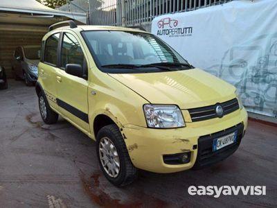 usado Fiat Panda 4x4 1.2 climbing benzina
