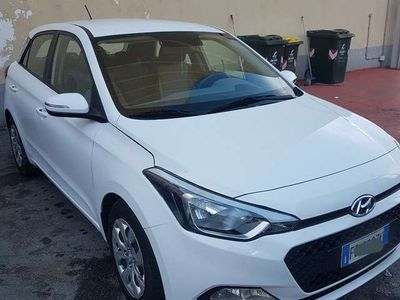 usata Hyundai i20 1.2 5 porte BI-FUEL GPL
