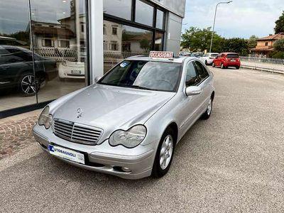 usata Mercedes C220 CDI cat ELEGANCE Aut.