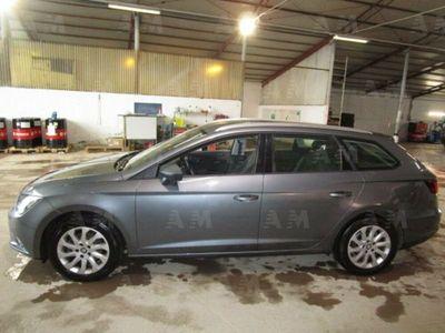 begagnad Seat Leon ST WAGON 2.0 TDI CR 110kW Seamp;S DSG Business NAVI