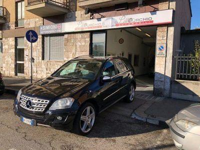 usata Mercedes ML320 CDI Premium 4 MATIC 2 DVD POSTERIORI FULL