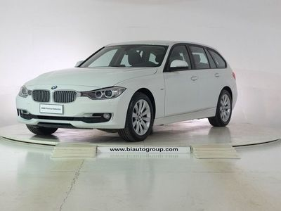 used BMW 318 d Touring Modern