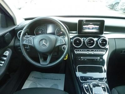 usata Mercedes C200 D AUTOMATIC BUSINESS 205