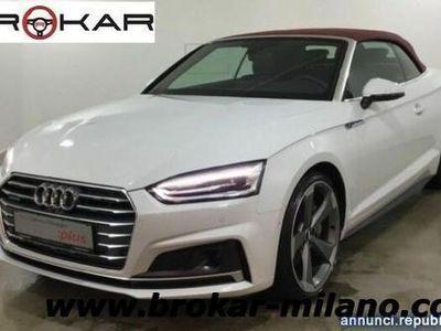 usata Audi A5 Cabriolet 2.0 TFSI 252 CV quattro S tronic S-Line