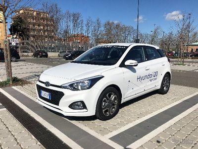 usata Hyundai i20 1.0 T-GDi 100CV TURBO EDITION
