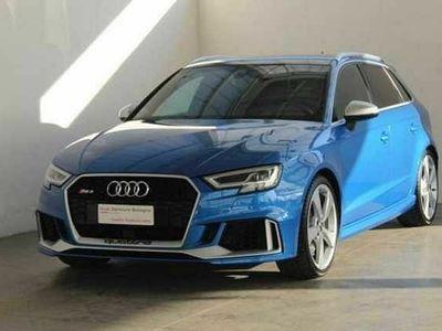 usata Audi RS3 SPB 2.5 TFSI quattro S tronic + BANG & OLUFSEN + T