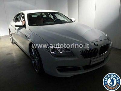 used BMW 640 SERIE 6 GRAN COUPE d g.coupe xdrive Futura auto