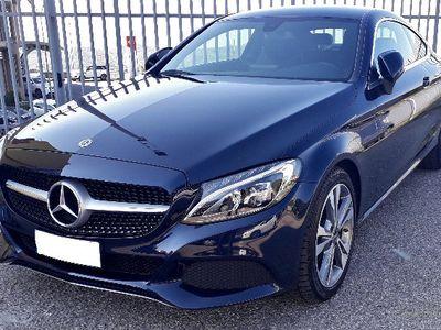 gebraucht Mercedes 170 classe c 220d sport coupe' 2.2td