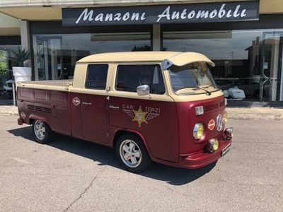 brugt VW T2 doppia cabina benzina