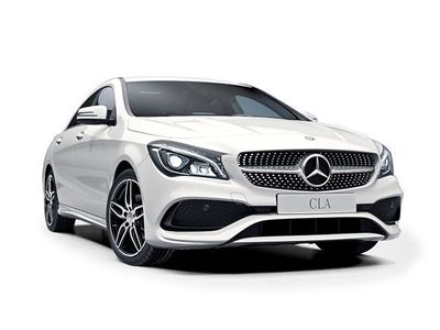 second-hand Mercedes CLA220 d Automatic Sport