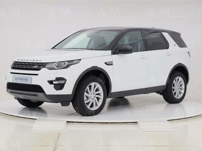 usata Land Rover Discovery Sport 2.0 TD4 180 CV SE nuova a Torino