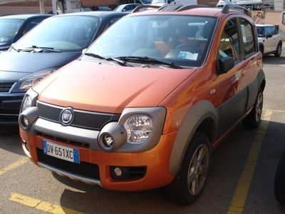 käytetty Fiat Panda Cross 1.3 MJT 16V 4x4 Cross