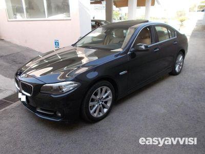 usata BMW 520 serie 5 d luxury diesel