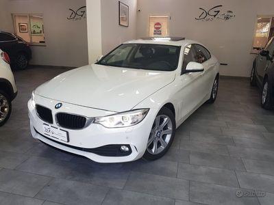 usata BMW 418 gran coupe' automatic led-tetto-navi