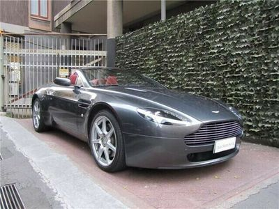 usata Aston Martin V8 Virage - V8 - VantageRoadster Sportshift Usato