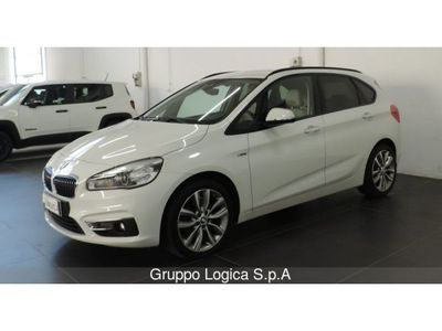 usata BMW 220 Active Tourer Serie 2 A.T. (F45) d xDrive Luxury aut.