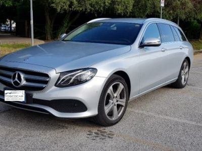 used Mercedes E220 S.W. Auto Business Sport